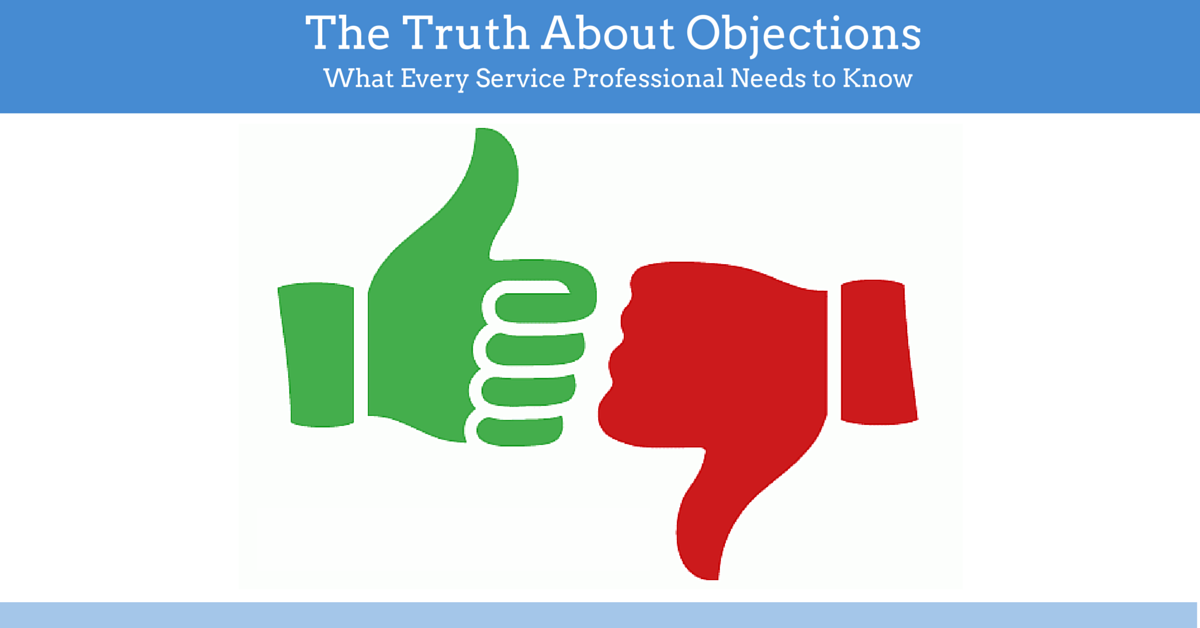 Discover The Truth About Objections-Service