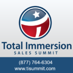 Total Immersion Sales Summit Announces Summer/ Fall 2017 Schedule