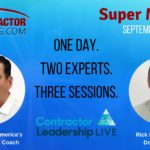 ContractorSelling.com Super Meeting on September 12th in Cleveland