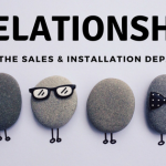 The Relationship Between Install & Sales